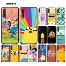 Babaite adventure time cute Beemo BMO Jake Phone Case for Huawei Mate9 10 Mate10 Lite NOVE3E P10 Plus P20 Pro Honor10 View10 поло print bar adventure jake
