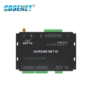 Image 2 - 4G трансивер 12 каналов контроллер ввода RS485 Беспроводной передатчик E850 DTU (4440 4G) квад 850/900/1800/1900 МГц Reciever