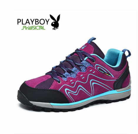Playboy automne sports chaussures pour femmes de plein air chaussures de randonnée mode chaussures de voyage antidérapantes dames chaussures de randonnée tout-terrain chaussures de randonnée