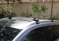 Поперечные рельсы на крыше черный для Mitsubishi ASX RVR 2010 2011 2012 2013 2014