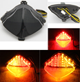 High Quality LED Smoke Tail Light Brake Turn Signals For YAMAHA YZF-R1 YZF R1 2004-2006 2005