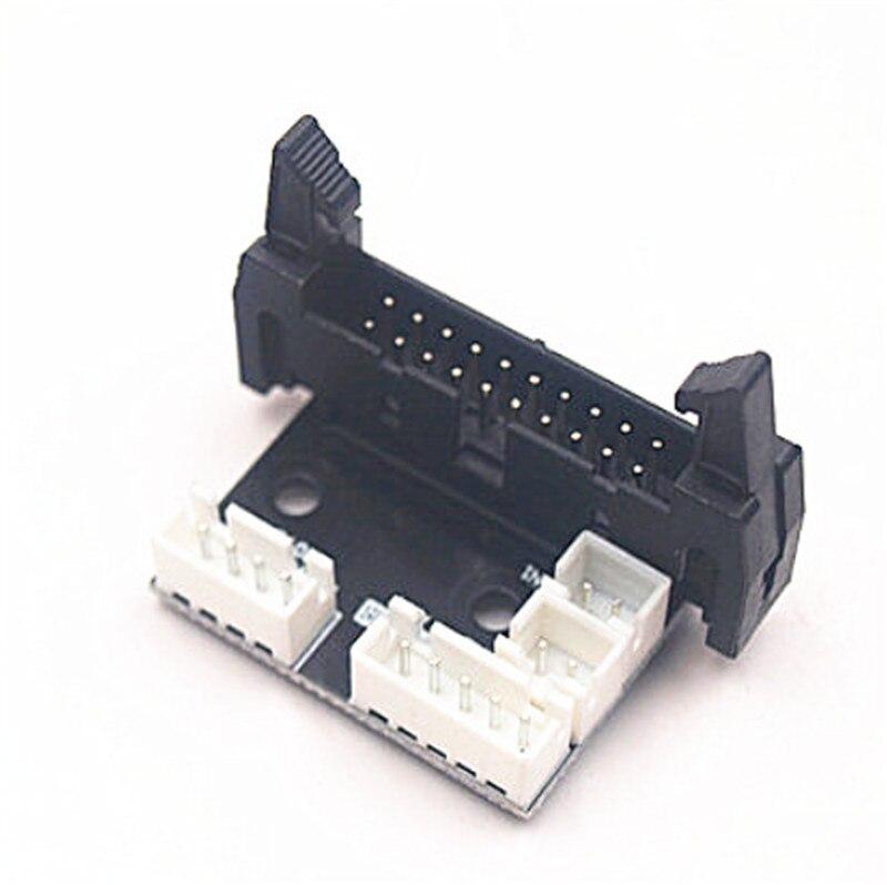 Funssor 1 unids zortrax M200 3D extrusora impresora PCB para el zortrax M200 PCB extrusora repuestos