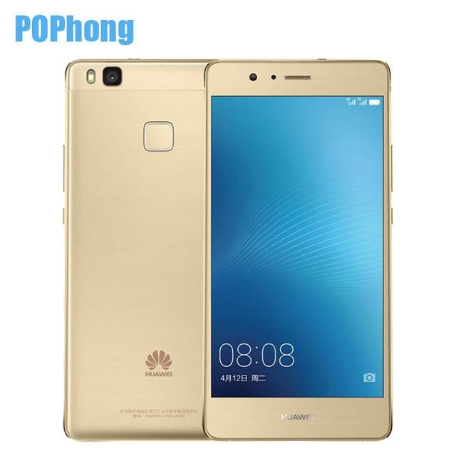 Original 5.2 Inch Huawei G9 Lite P9 Lite Fingerprint Octa Core Cell Phone Qual-com MSM8952/Kirin 650 3GB 16GB 13.0MP Android 6.0