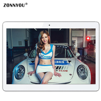 10 1 Inch Tablet PC Android 6 0 Phone 4G Call Octa Core 4GB 32GB 1280x800