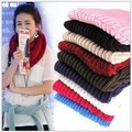 Free shipping,1pcs,fashion knitting scarf ,women's autumn winter ring scarf ,sell like hot cakes ,multicolor, wholesale.