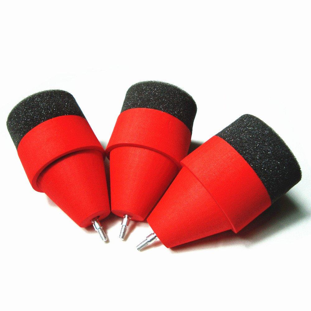 Details about  /Training Arrowhead Tip Foam Practice Sports Sponge Broad heads Portable