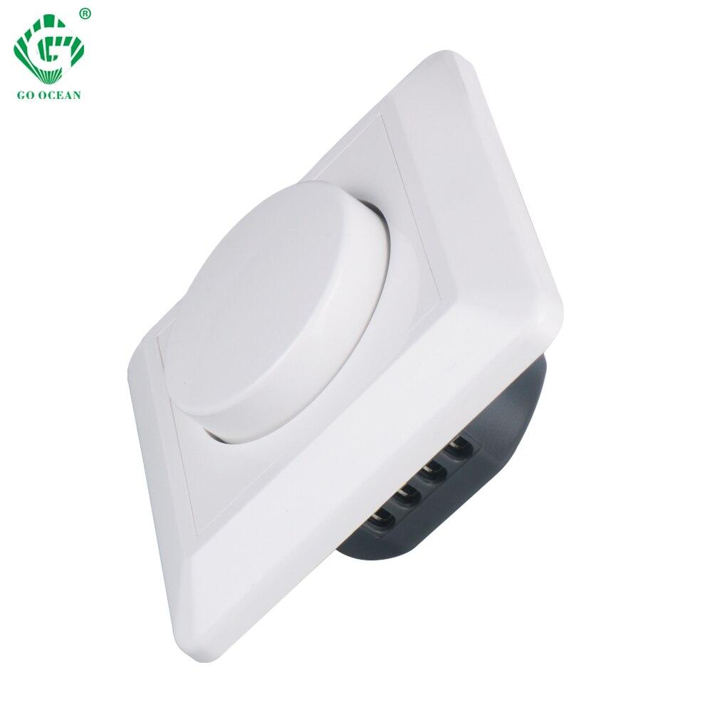 300W 230V Dimmer Triac 240VAC Escurecimento Luzes LED Módulo Interruptor do Painel de Lâmpadas de Bulbo Pode Ser Escurecido Driver do Controlador de Brilho Ajustável