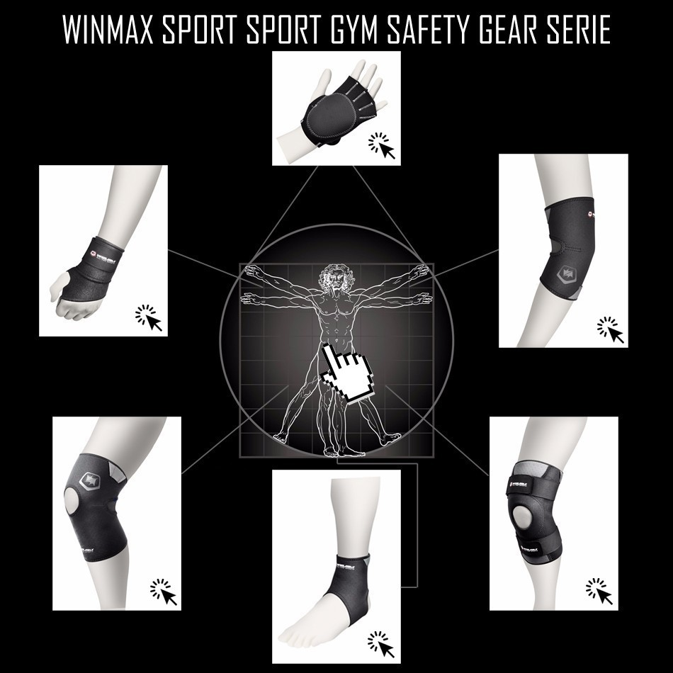 winmax sport safety gears