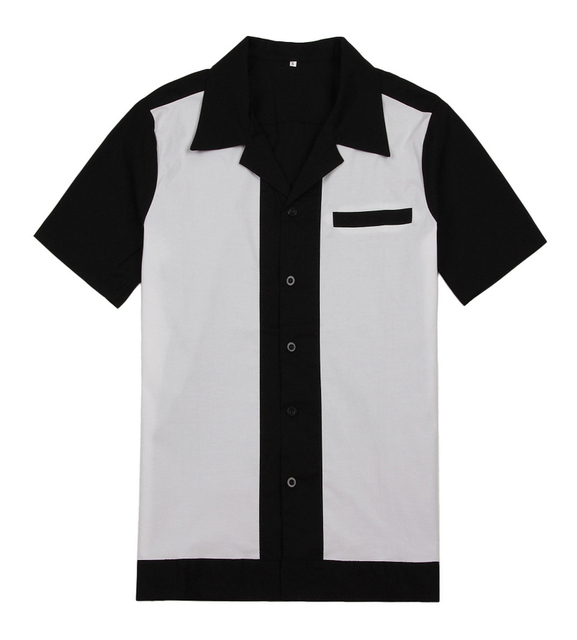 Ropa al por mayor ropa de fiesta hombre camisa vintage diseño ...