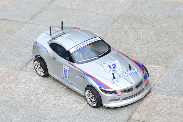 042 silver 1/10 rc car parts painted shell body 1/10 car accessories for 1/10 rc car 190mm 2pcs/lot free shipping