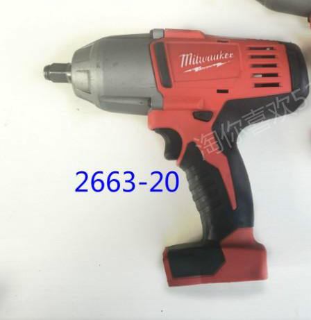 Used M M18v Rechargeable Cordless 1 2 Aftermarket Vokey Heavy Impact Wrench Large Electric Gun Bare Metal