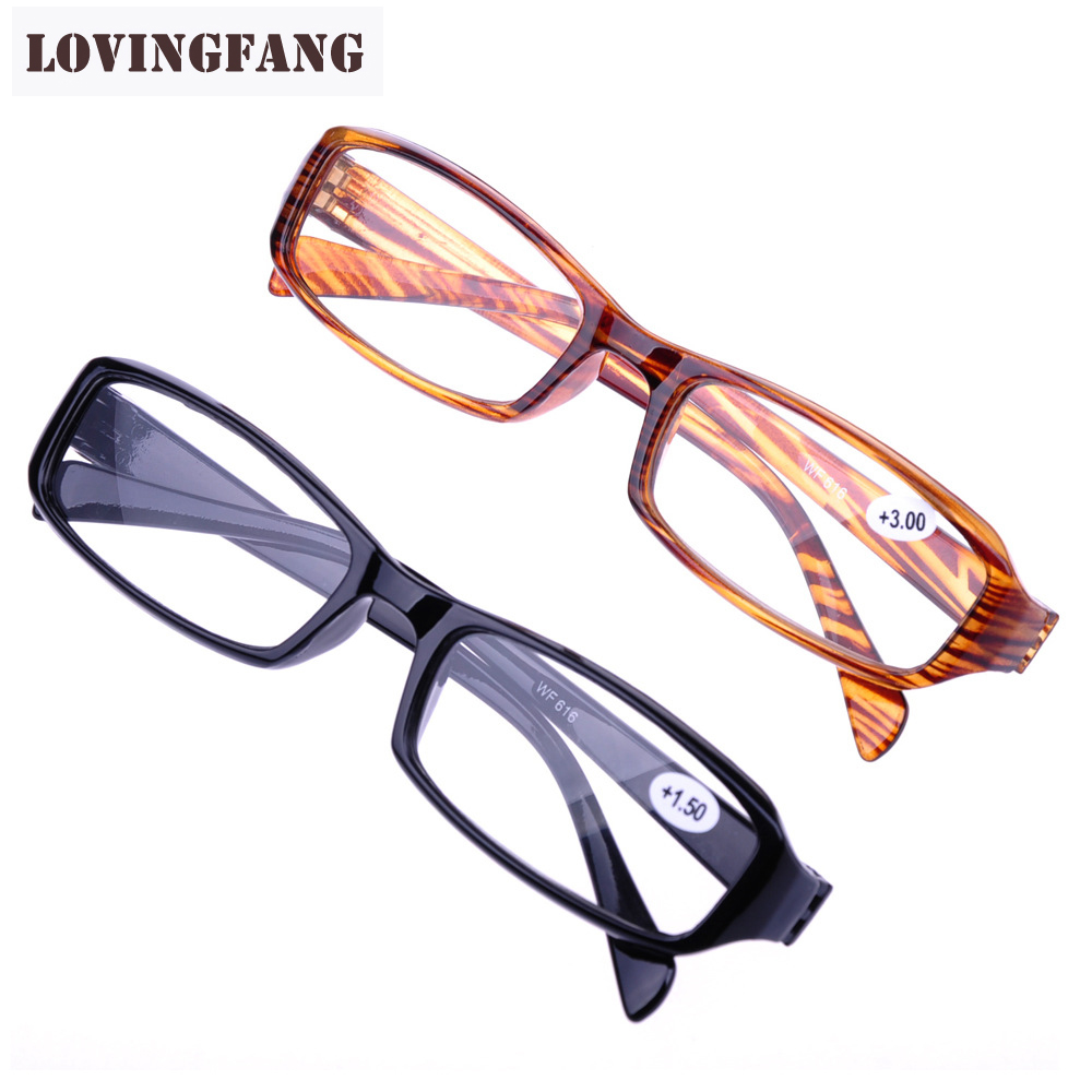 New Reading Glasses Men Resin Clear gafas de lectura Wanita Presbyopic Glasses +1.0 +1.5 +2.0 +3.0 +3.5 +4.0