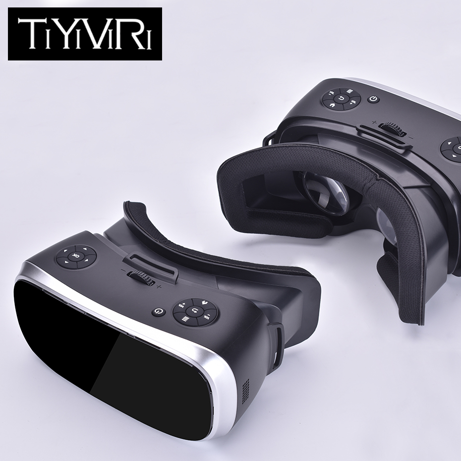 3D VR Glasses VR All In One Virtual Reality 3D Glasses Adjustment Immersive 5.0 inchs For Android HDMI 2K For PS 4 Xbox 360/One
