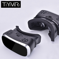3D VR Glasses VR All In One Virtual Reality 3D Glasses Adjustment Immersive 5 0 inchs