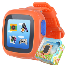 TURNMEON Kid Smart Watch Toy Ten Funny Games for Children boy girl Birthday Gift Smart Baby Watch WristWatch OK520 PK W2 Q50 Q70