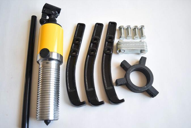 Claw type Hydraulic Gear Pullers for Bearing And coupler 8-50T Capacity High quality dissembling tools 6 strengthened durable cr v steel 2 jaw gear pullers
