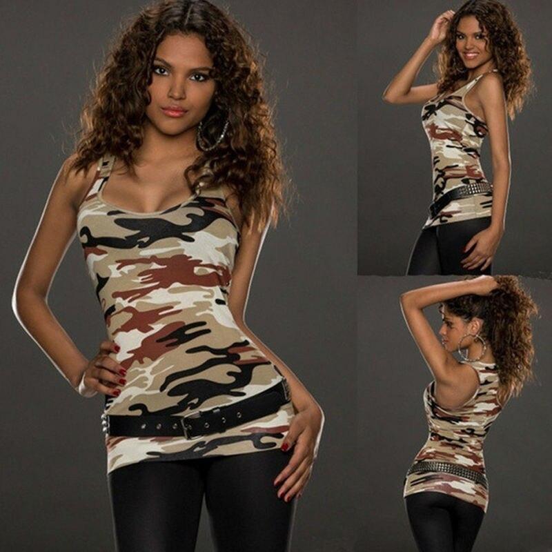 Sleeveless Top Women Fashion Summer Cotton Vest Casual Tank Tops