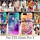 TAOYUNXI For Cases ZTE Blade Z MAX Z982 Case ZTE Sequoia ZTE Zmax Pro 2 Cover Cute Girls Case Female Anime Cartoon Coque 6.0inch