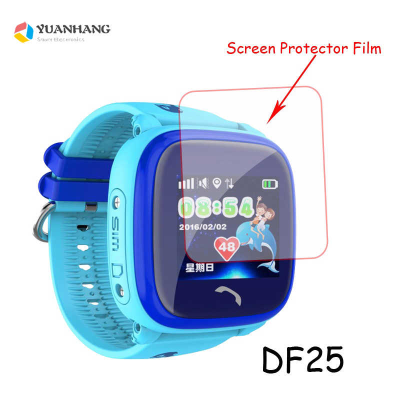 HD стекло защитная пленка для экрана для DF25 DF25G DF25W DF27 DF31G Детские умные часы