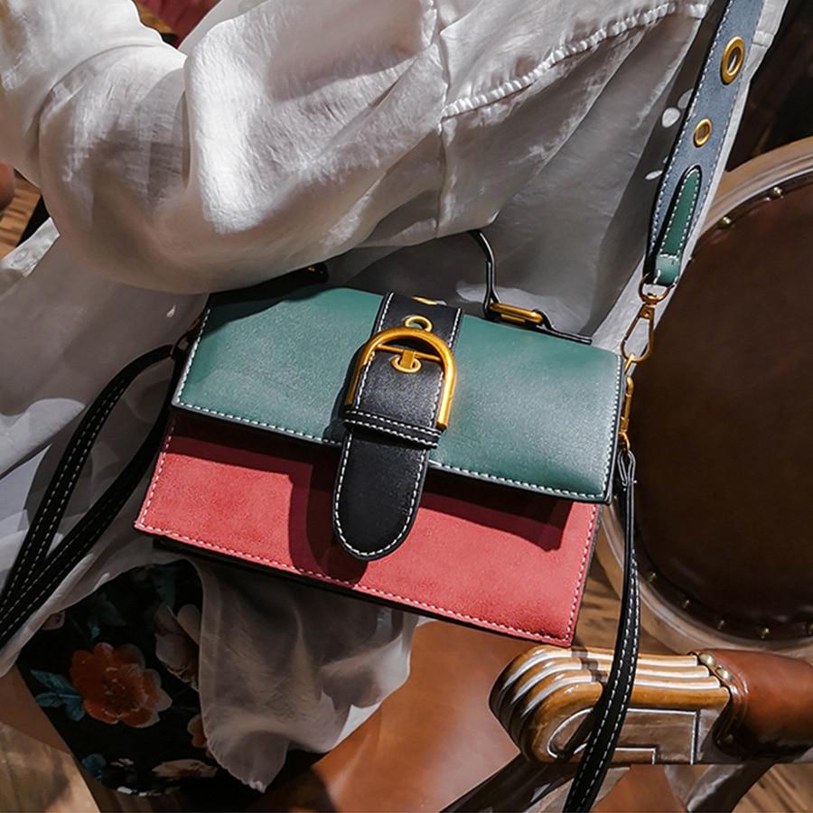 b12d870c3a Dell'unità Progettista Hollow Di Donne Cuoio Messaggero balck Elaborazione  Cinghia Borsa Rosa Sacchetto Colpo Flap Bag Delle Spalla colore ...