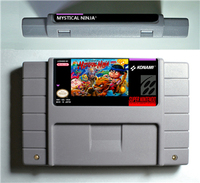 The Legend of the Mystical Ninja - Action Game Cartridge US Version