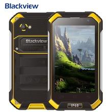 Blackview BV6000 Android 7.0 Smartphone 4.7 inch IPS Screen Phone 3GB RAM 32GB ROM MTK6755 Octa Core 2.0GHz Dual SIM 4G OTG NFC
