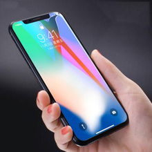 wangcanli 9H Ultra-thin tempered glass for iPhone 8 7 6 6S Plus screen protector protective glass film for iphone x 5 5s se 4 4s milo third generation ultra thin 0 2mm tempered glass screen protector for iphone 4 4s