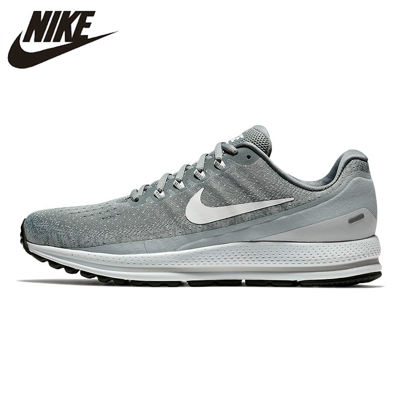 wholesale dealer fde3a 649a7 ... wholesale nike air zoom vomero 13 mens running shoesbreathable  lightweight original sports outdoor sneakers shoes ae4b1