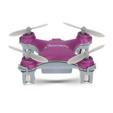 Original Pocket Drone Cheerson CX-10SE 2.4G 4CH 6-Axis Gyro Remote Control Mini Drone UFO Toys with LED Lights RTF RC Quadcopter