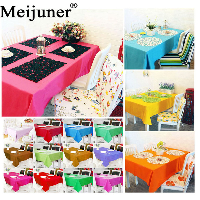 Hot Sale Custom Polyester White Square Table Cloth Wedding Tablecloth Party  Table Cover Dining Table Linen