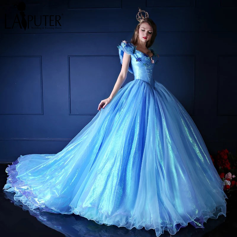 Cinderella dresses plus size