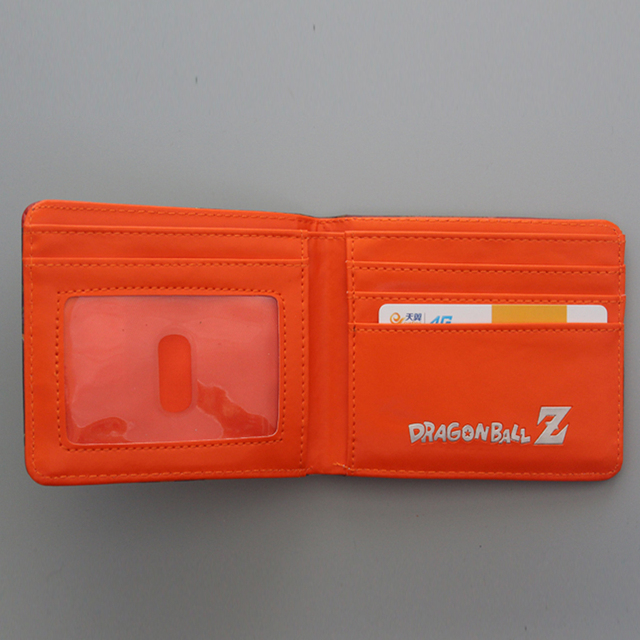 Dragon Ball Z Purse Short Wallet