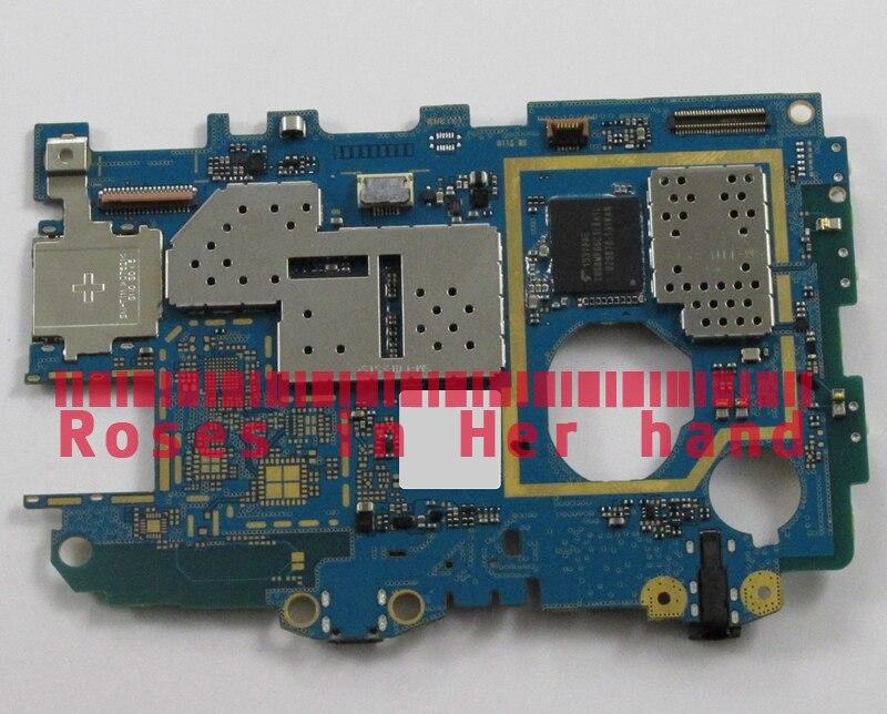 De travail Débloqué Original Pour Samsung Galaxy Tab 3 Lite 7.0 AVEZ T110 T113 8 GB Carte Mère Logique Mère Circuit Conseil Lovain plaque