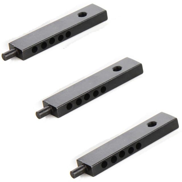 5pcs Black Tattoo Armature Bars For Tattoo Machine Gun Parts Set Supply — TMP-56