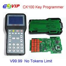 Hot CK100 Auto Key Maker CK 100 V99.99 CK100 Key Programmer CK-100 With Multi-language OBD2 Car Key Programmer CK-100