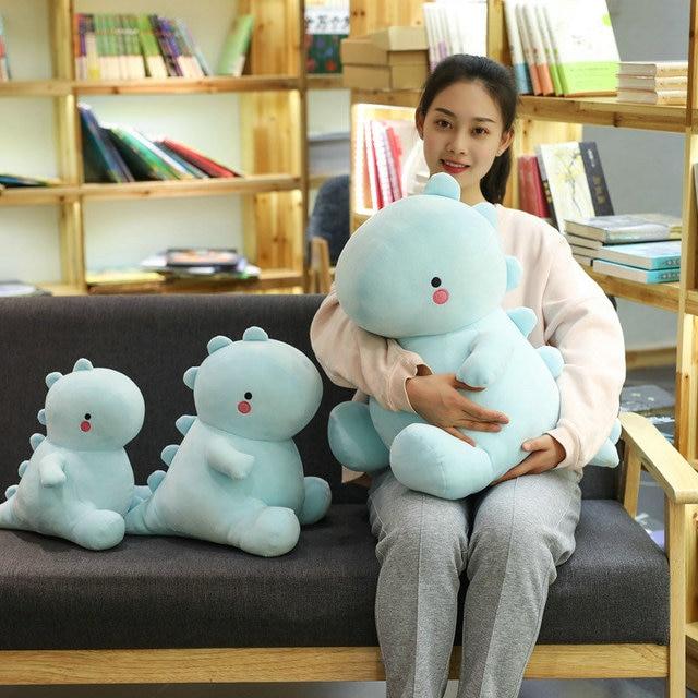 New-Arrive-30-50CM-Dinosaur-Plush-Toys-Kawaii-Stuffed-Soft-Animal-Doll-for-Children-Baby-Kids