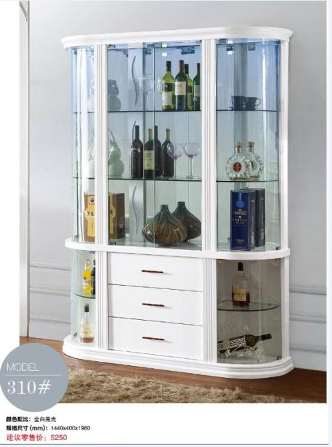 Superb 310# Living Room Furniture Display Showcase Wine Cabinet Living Room Cabinet