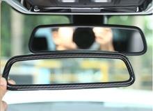 ABS Chrome Interior Rearview Mirror Cover Trim For BMW 3 4 Series X3 X5 X6 F15 F16 F25 F30 F31 F34 F32 F33 F36 E70 все цены