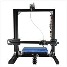 2017 Новые Удивительные Качества 200*200*230 мм Производитель Прямые Продажи 3d-принтер с Цветной Сенсорный Экран Бесплатно нити