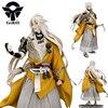 Game Touken Ranbu Online Kogitsunemaru Fox Ball Figma Japanese Anime Pvc Action Figure Toy Juguetes Kids