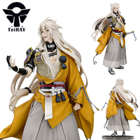 Game Touken Ranbu Online Kogitsunemaru Fox Ball Figma Japanese Anime Pvc Action Figure Toy Juguetes Kids