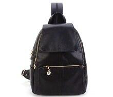 Великолепная женская ИСКУССТВЕННАЯ кожа рюкзаки женские сумки на ремне, школа сумка, временный сумка ulzzang, kpop