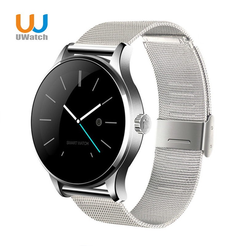 ФОТО NEW Smart Watch 1.22 Inch IPS Round Screen mtk2502 Bluetooth smartWatch Android For apple huawei IOS Wearable Devices watch