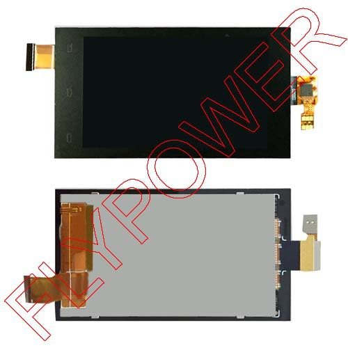 ФОТО For philips W9588 LCD Display + Touch Screen Digitizer Glass assembly by free shipping