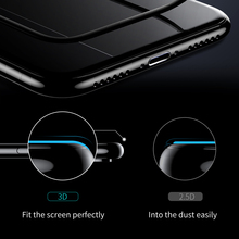 Baseus Frosted 3D Glass Film For iPhone X