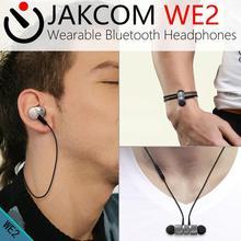 JAKCOM WE2 Wearable Inteligente Fone de Ouvido venda Quente em Fones De Ouvido Fones De Ouvido como banco de potência auriculares fone de ouvido sem fio bluetooh