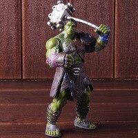 Marvel Thor Ragnarok HULK Bruce Banner Figure Action PVC Collectible Model Toy