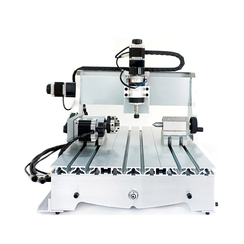 300W spindle 4axis wood cnc machine 3040T cnc router cnc router 3020z d 300w spindle 3 or 4axis cnc cutting machine