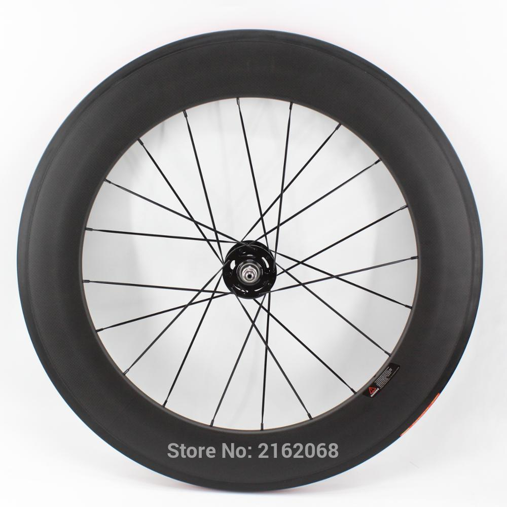 700C Road bike 3K//UD//12K full carbon fibre Fixed Gear Track bicycle front forks