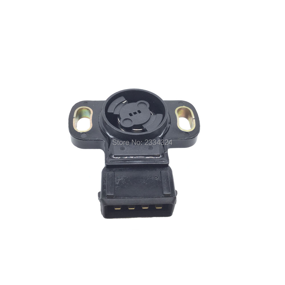 Throttle Position Sensor TPS For 97-02 Mitsubishi Montero Mirage Eclipse Diamante 3.5L V6/1.8L 2.4L L4 MD614772,MD614734,017507